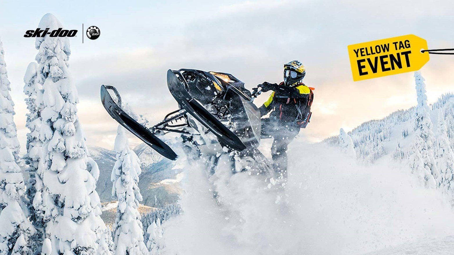 Ski-Doo - Yellow Tag Sales Event - Rebate